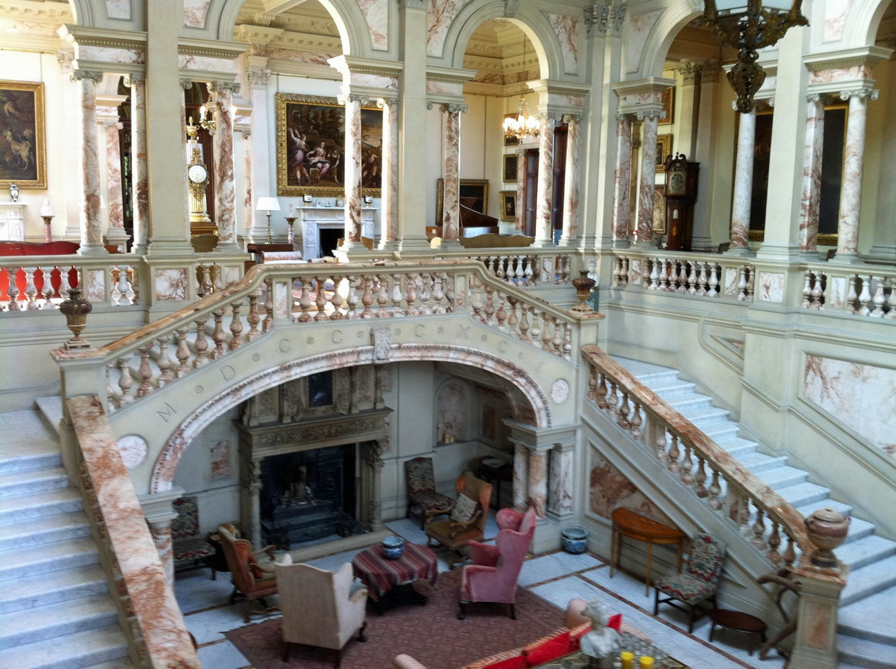 Home Drawing Room Interiors Gosford House Travel Industry Pro S Blog